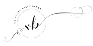 Vicky Benge Go Photo Photography logo