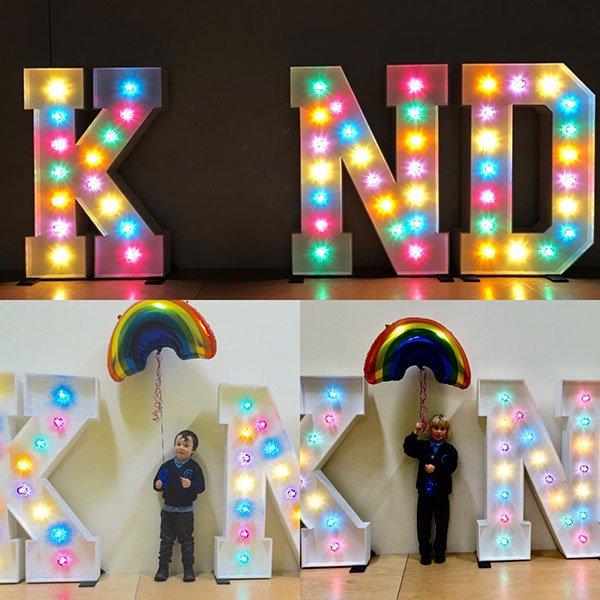 Shining a Light on Kindness